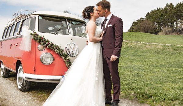 Hochzeitsfilm Joey & Nadine